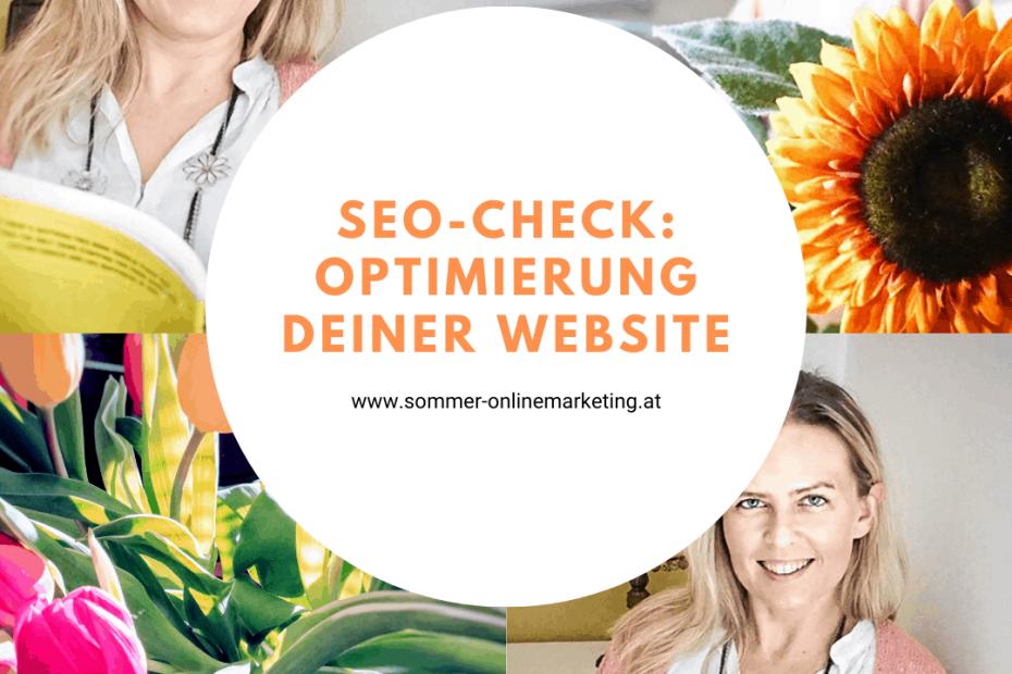 SEO Check für deine Website