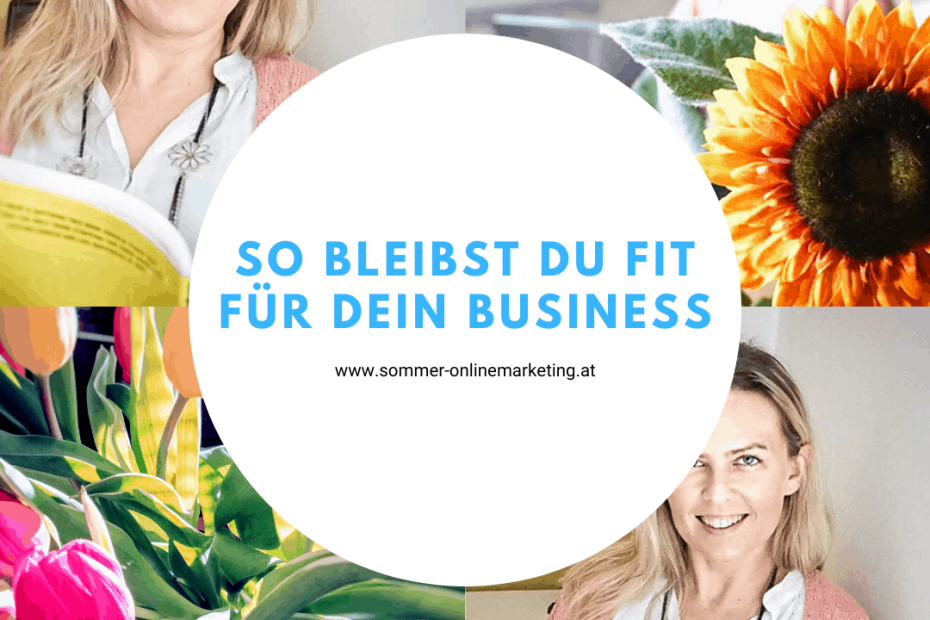 Fit fürs Business