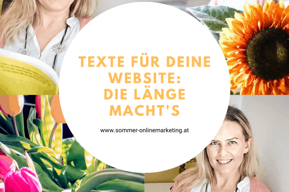 Website Textlänge Tipp