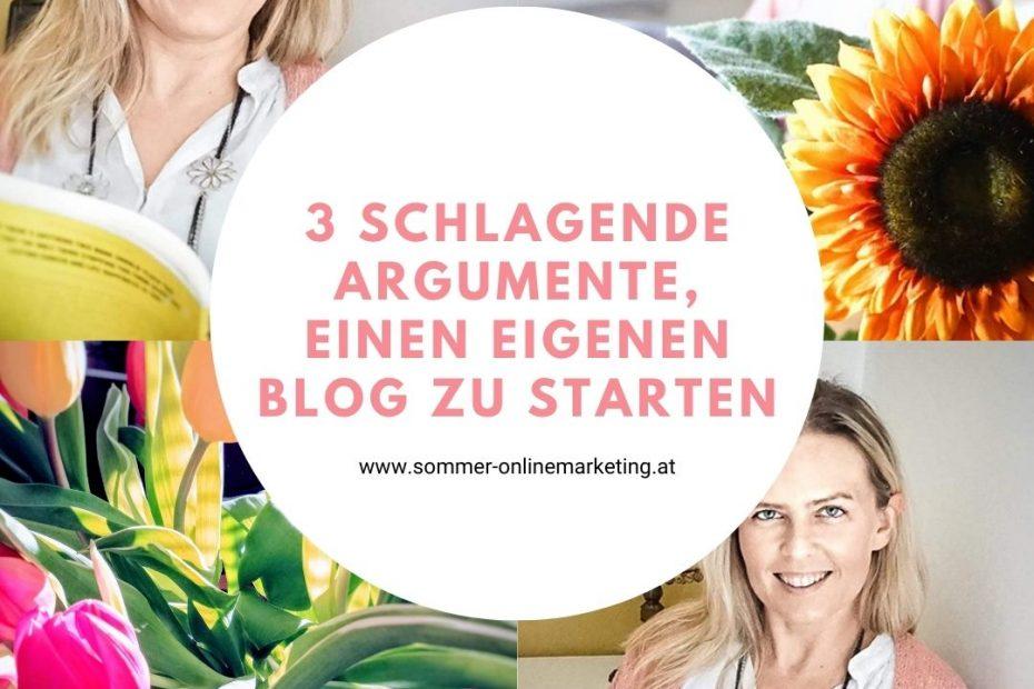 Warum du einen eigenen Blog starten solltest