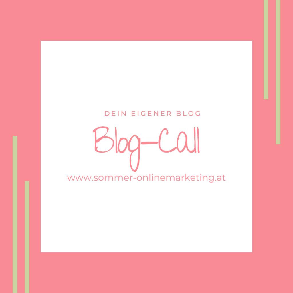 Blog starten Coaching