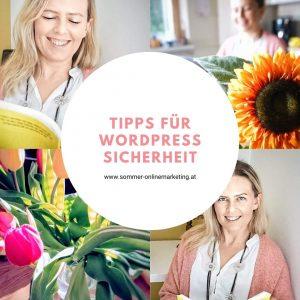 Sicherheit für WordPress