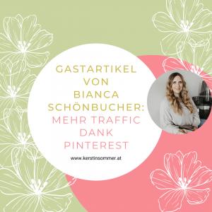 Pinterest als Traffic Boost