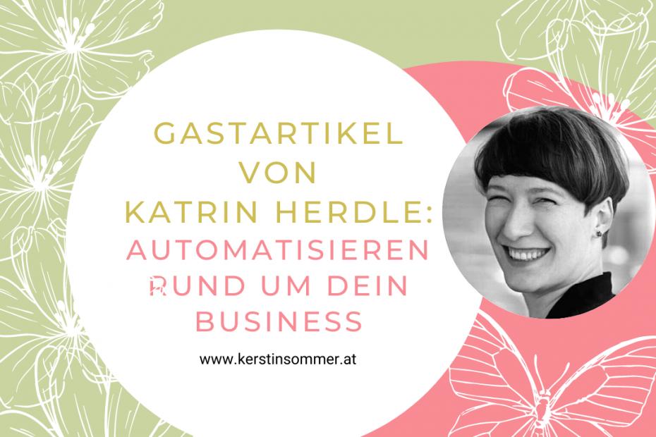 Automatisiere dein Business